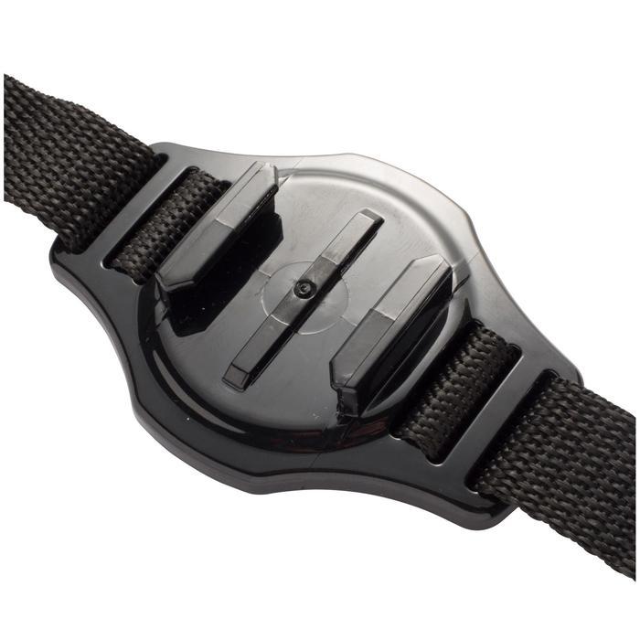 Co-Nect helmbevestiging voor sportcamera's, voor MTB's of racefietsen.