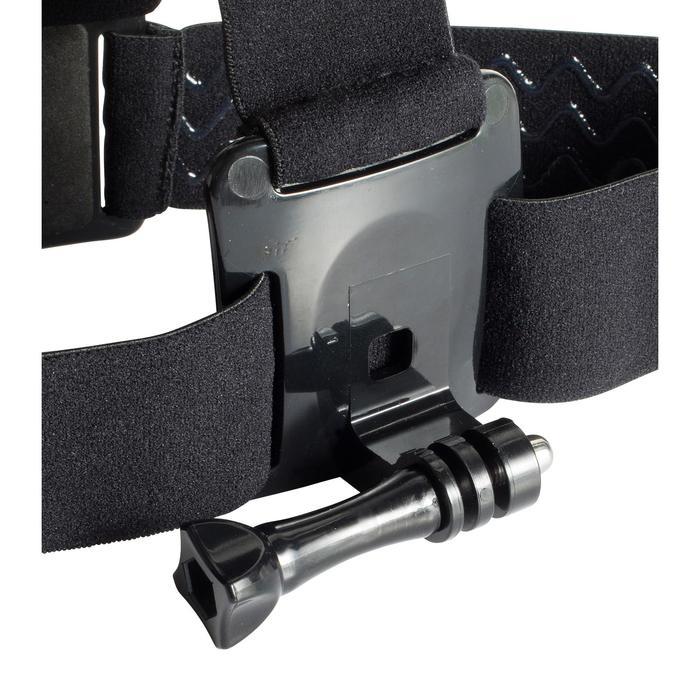 Fixation frontale CO-NECT pour caméras sports.