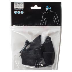 Co-Nect hoofdband voor sportcamera's.