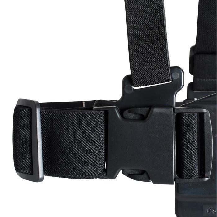 Brusthalterung CHESTY CO-NECT für Sportkameras