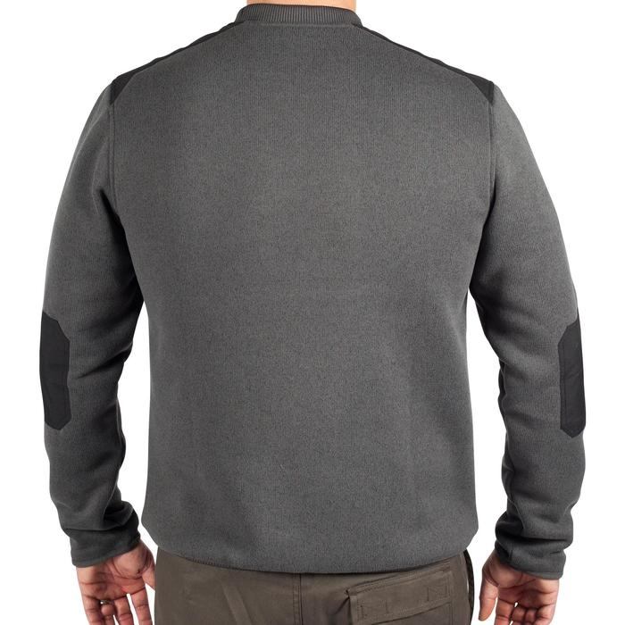Pull chasse 300 gris