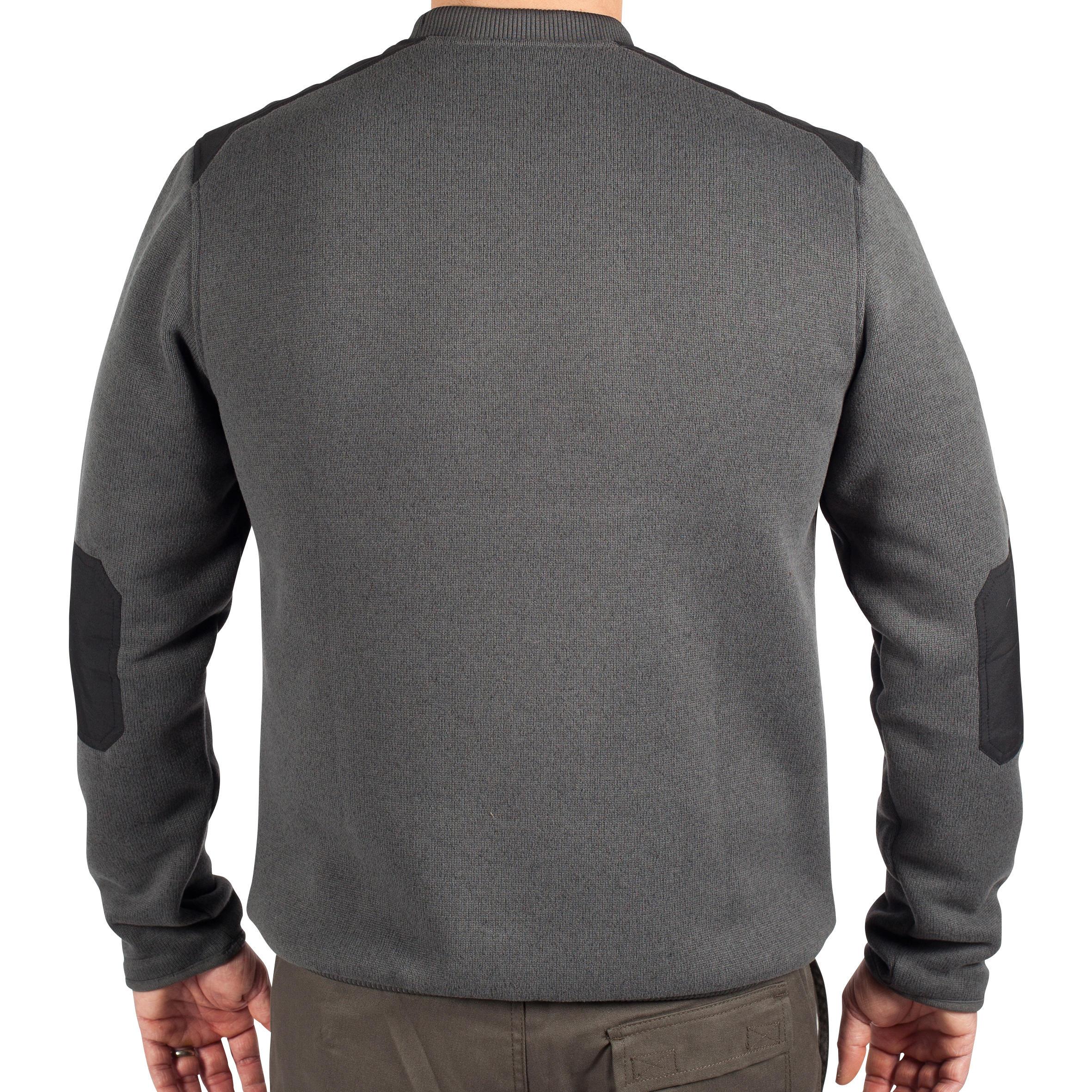 Mens Pullover SG-300 Grey