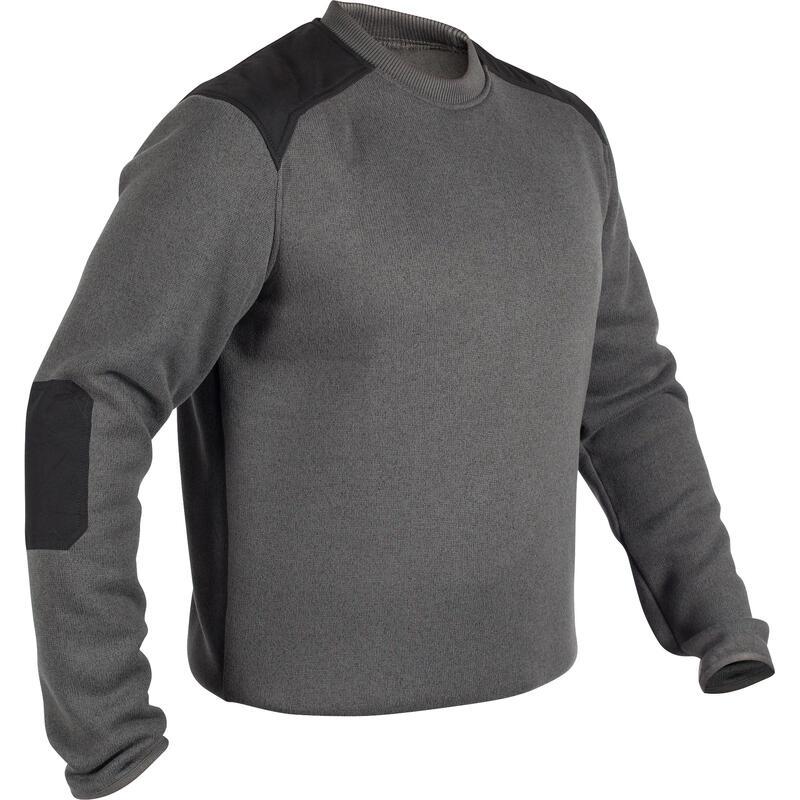 500 hunting pullover - grey