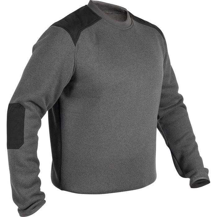 Jersey caza 500 gris