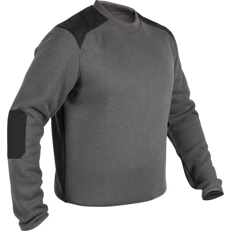 500 hunting pullover - grey