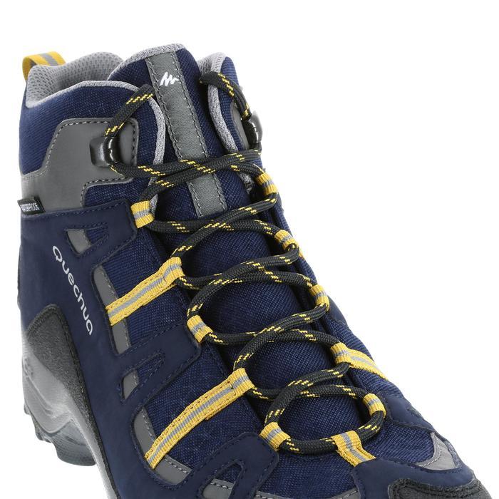 Chaussure Randonnée Quechua Arpenaz 100 Mid Homme Imperméable - 1143352