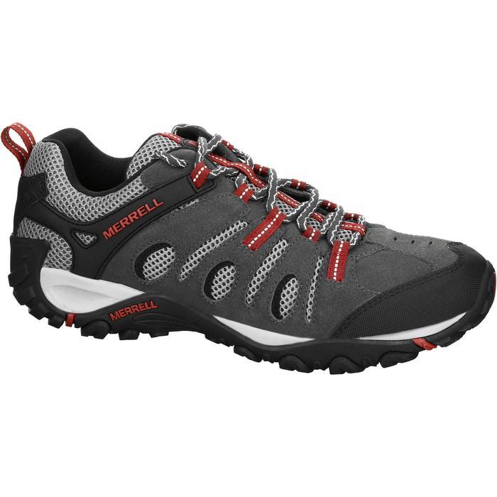 Chaussures de randonnée montagne homme Merrell Crosslander grise - 1143355