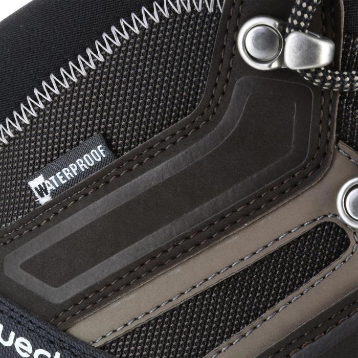 Chaussures de randonnée montagne homme Forclaz 100 Mid imperméable - 1143361