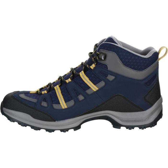 Chaussure Randonnée Quechua Arpenaz 100 Mid Homme Imperméable - 1143396