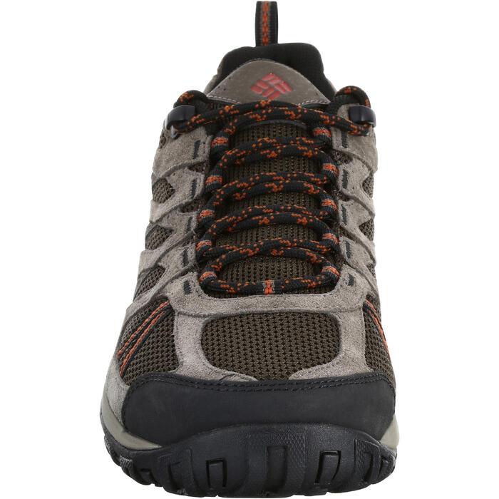 Chaussures de randonnée homme Columbia Redmond 2 imperméable marron/gris - 1143432