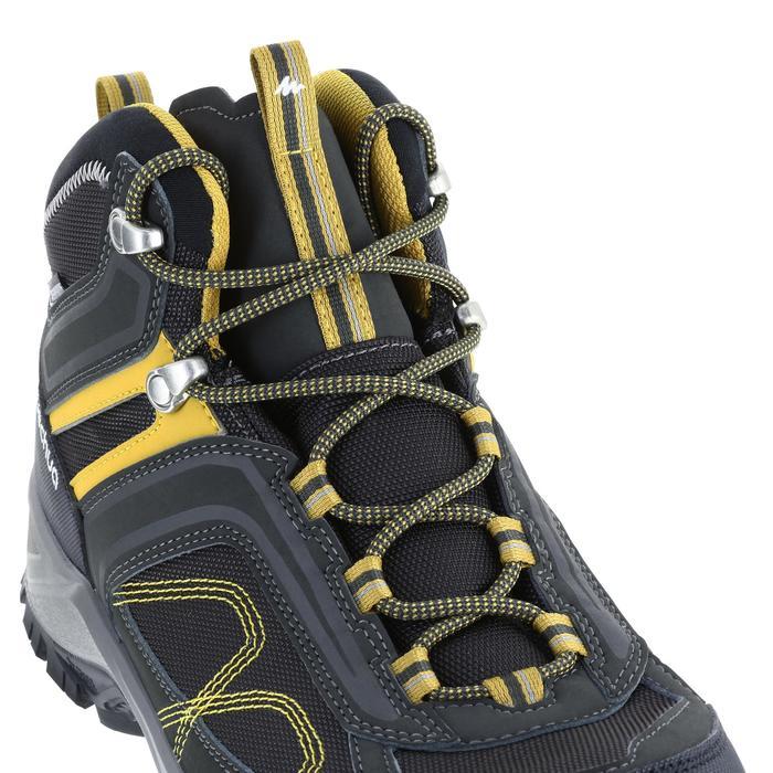 Chaussures de randonnée montagne homme MH100 Mid imperméable - 1143481