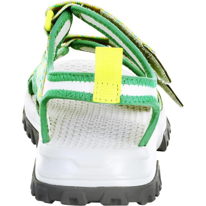 Sandales de randonnée enfant MH120 JR vertes