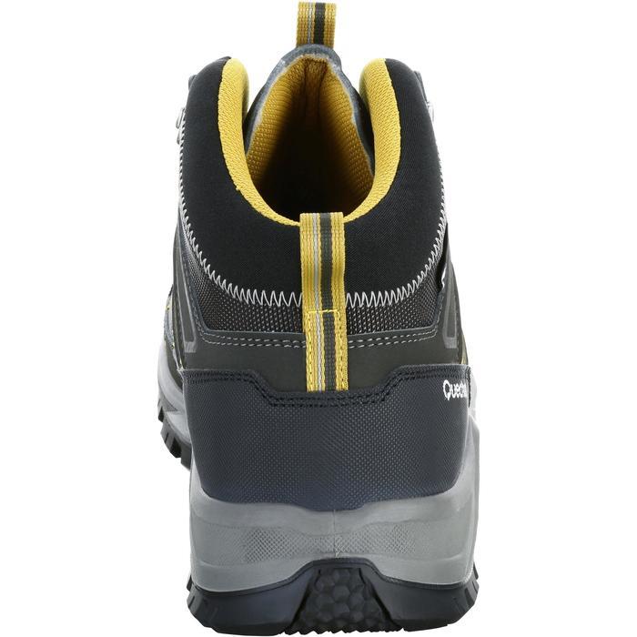 Chaussures de randonnée montagne homme MH100 Mid imperméable - 1143495