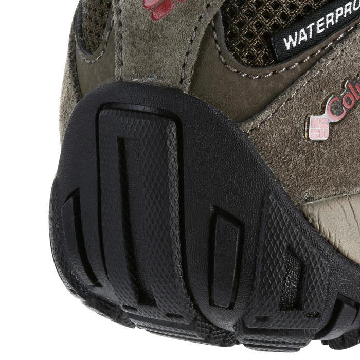 Chaussures de randonnée homme Columbia Redmond 2 imperméable marron/gris - 1143506