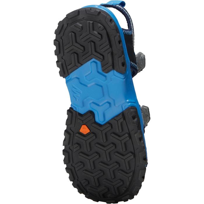 Sandálias de caminhada MH120 Criança - 28 AO 39 - Azul