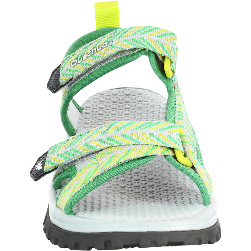 Kids Sandals MH120 - Lime Yellow/Green