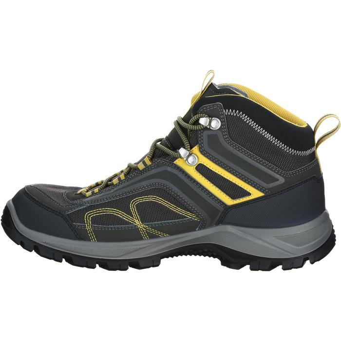 Chaussures de randonnée montagne homme MH100 Mid imperméable - 1143520