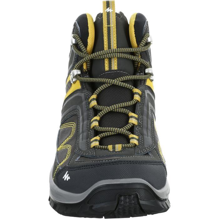 Chaussures de randonnée montagne homme MH100 Mid imperméable - 1143524