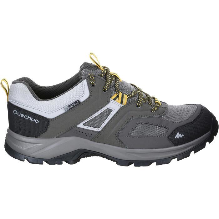 Chaussures de randonnée montagne homme MH100 imperméable - 1143526