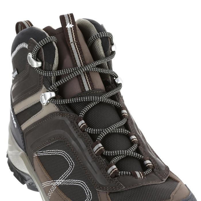 Chaussures de randonnée montagne homme Forclaz 100 Mid imperméable - 1143530