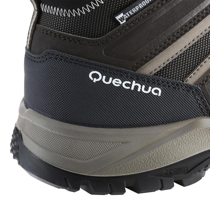 Chaussures de randonnée montagne homme Forclaz 100 Mid imperméable - 1143539