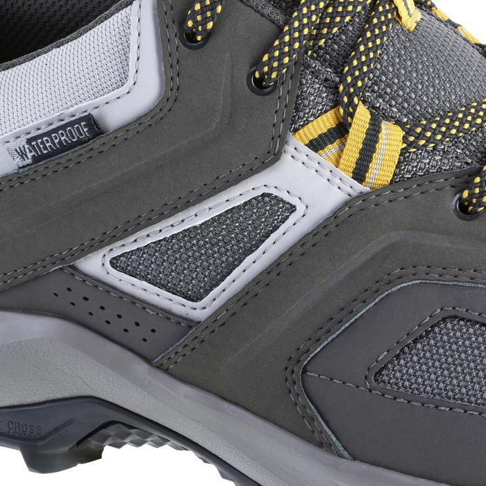 Chaussures de randonnée montagne homme MH100 imperméable - 1143544