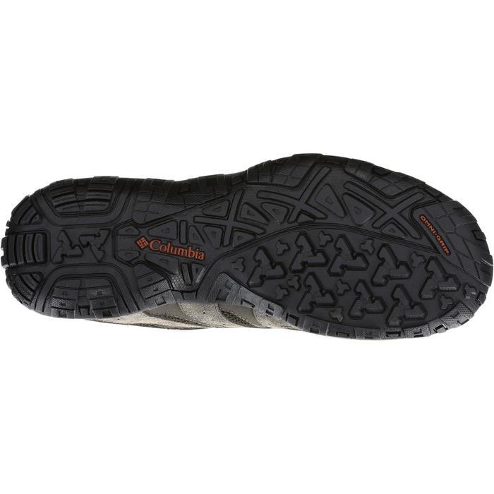 Chaussures de randonnée homme Columbia Redmond 2 imperméable marron/gris - 1143545