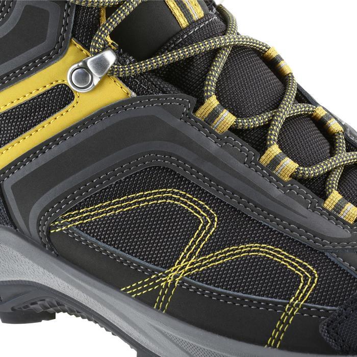 Chaussures de randonnée montagne homme MH100 Mid imperméable - 1143746