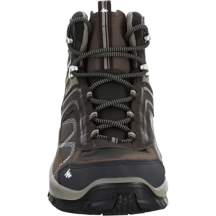 Chaussures de randonnée montagne homme Forclaz 100 Mid imperméable - 1143760