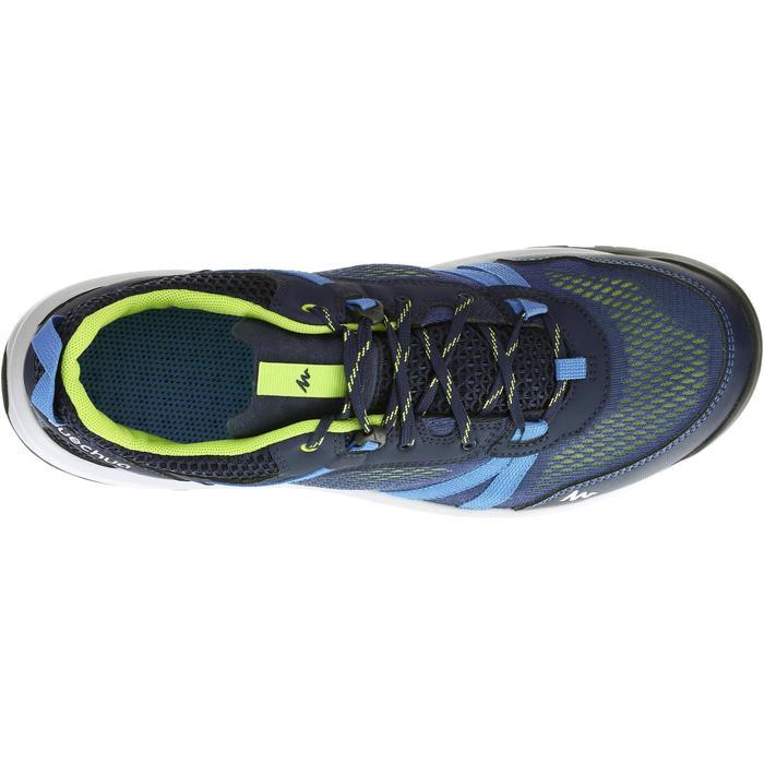 Forclaz 500 Fresh Men's Hiking Shoes - Blue