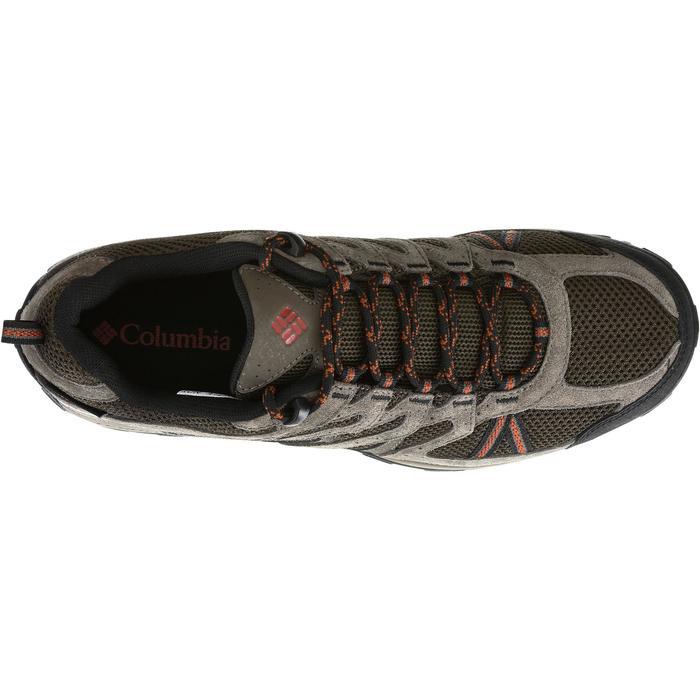Chaussures de randonnée homme Columbia Redmond 2 imperméable marron/gris - 1143796