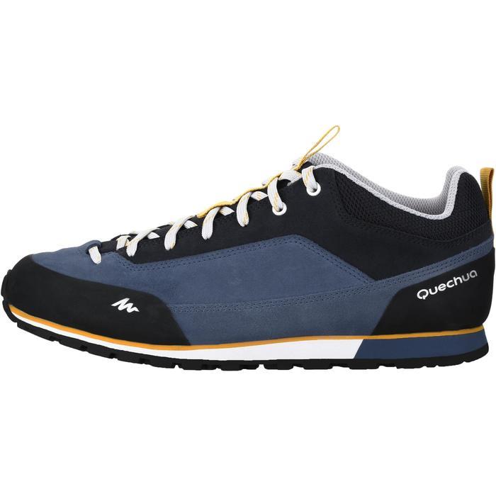 Wandelschoenen voor heren NH500 blauw