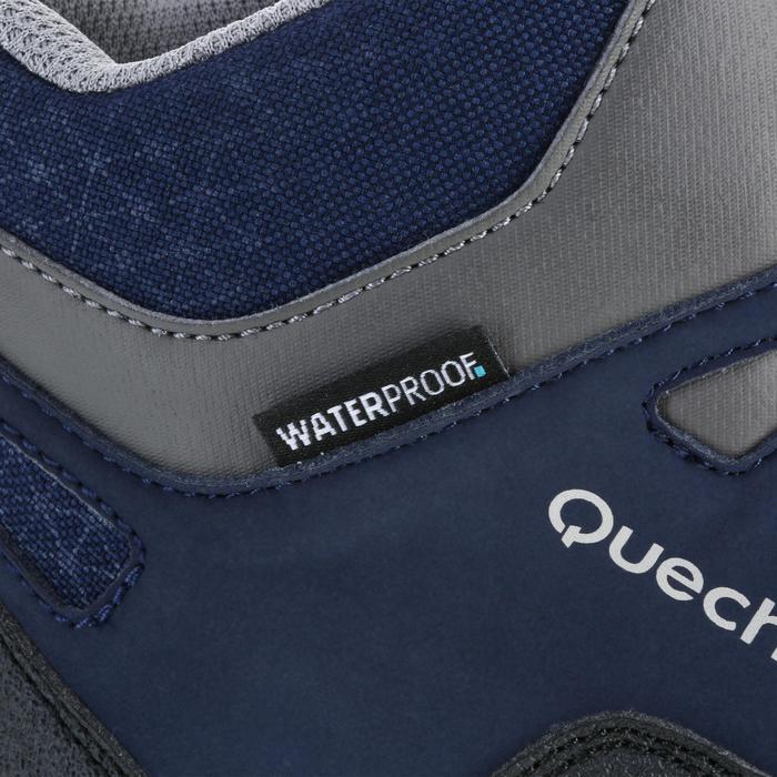 Chaussure Randonnée Quechua Arpenaz 100 Mid Homme Imperméable - 1143822