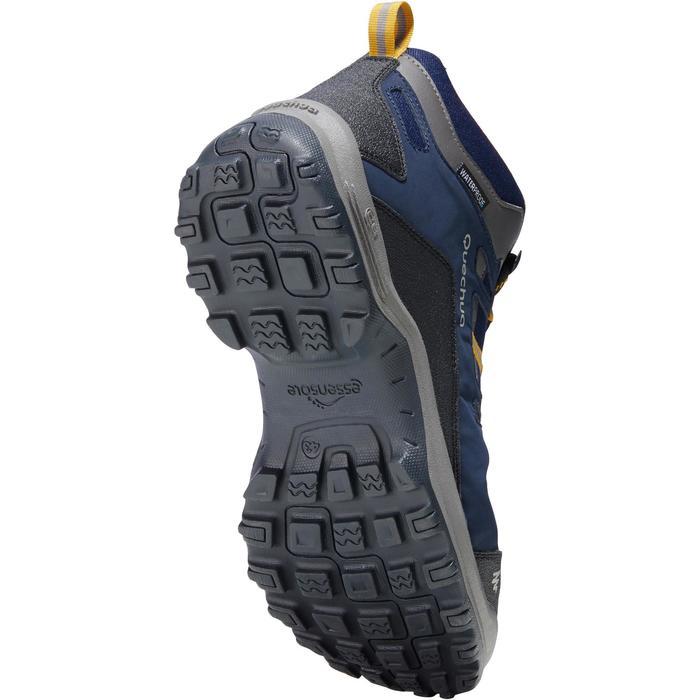 Chaussure Randonnée Quechua Arpenaz 100 Mid Homme Imperméable - 1143840