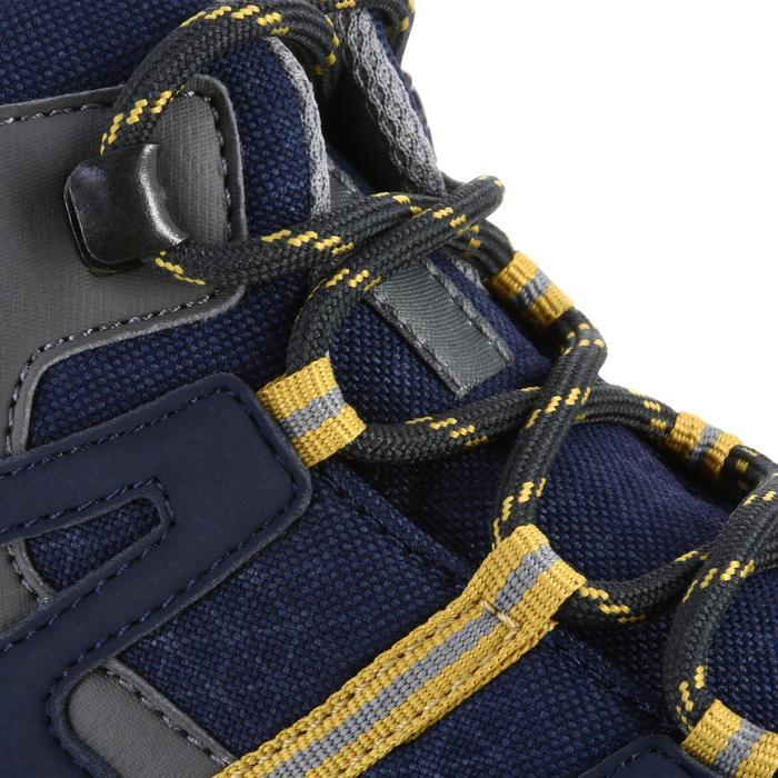 Chaussure Randonnée Quechua Arpenaz 100 Mid Homme Imperméable - 1143871