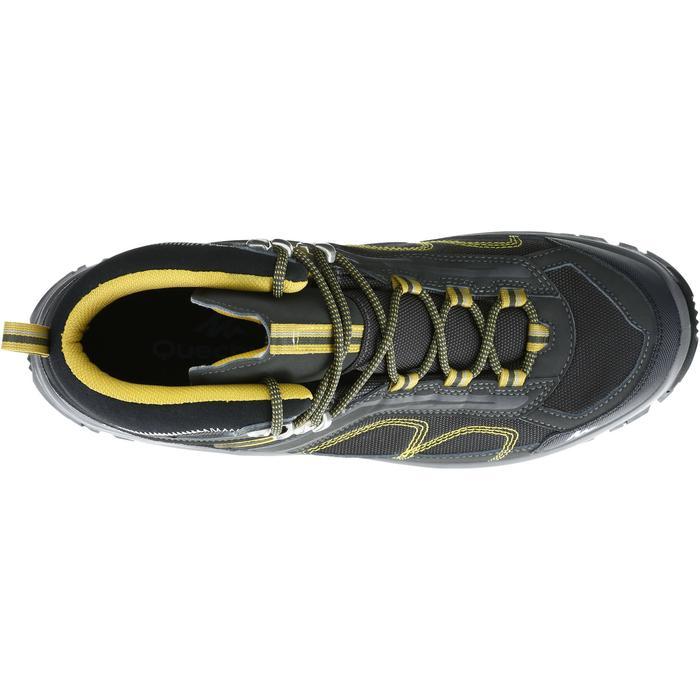 Chaussures de randonnée montagne homme MH100 Mid imperméable - 1143880