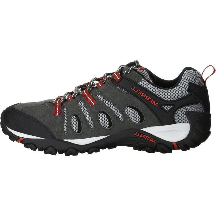 Chaussures de randonnée montagne homme Merrell Crosslander grise - 1143902