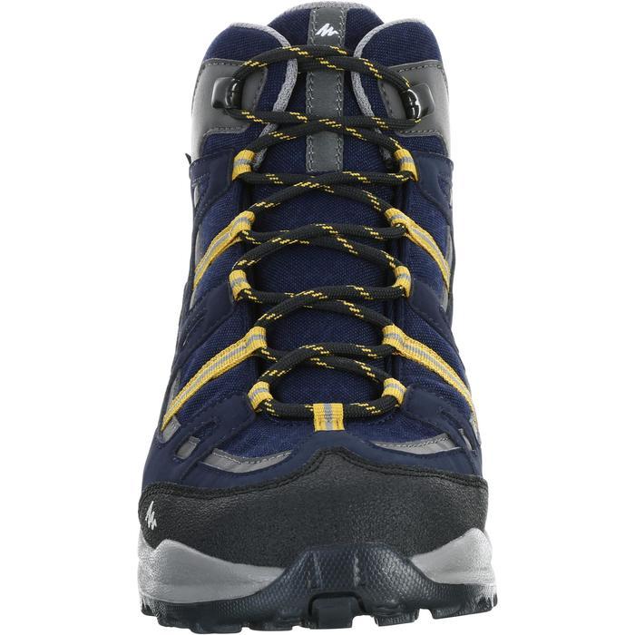 Chaussure Randonnée Quechua Arpenaz 100 Mid Homme Imperméable - 1143903