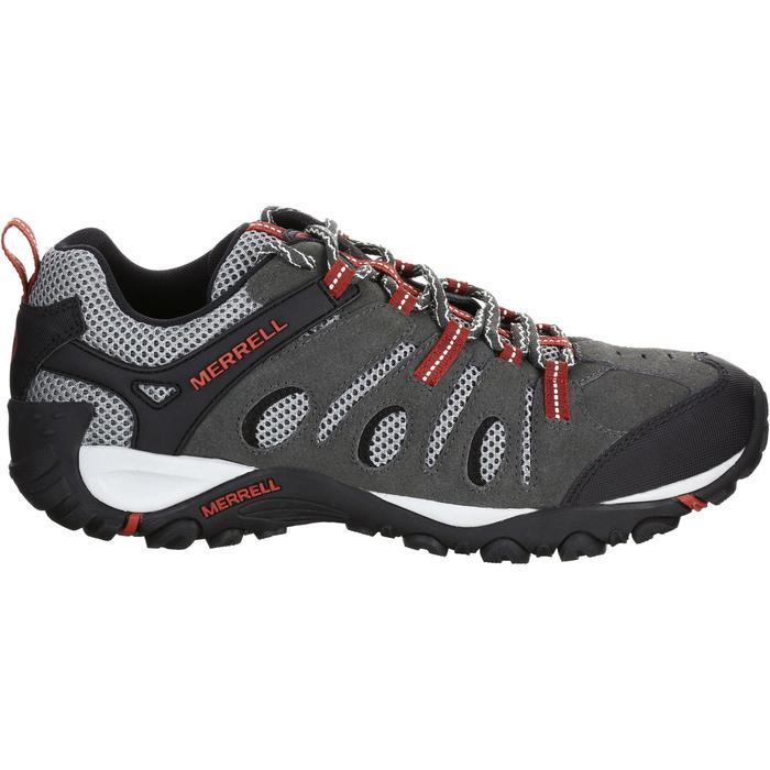 Chaussures de randonnée montagne homme Merrell Crosslander grise - 1143912