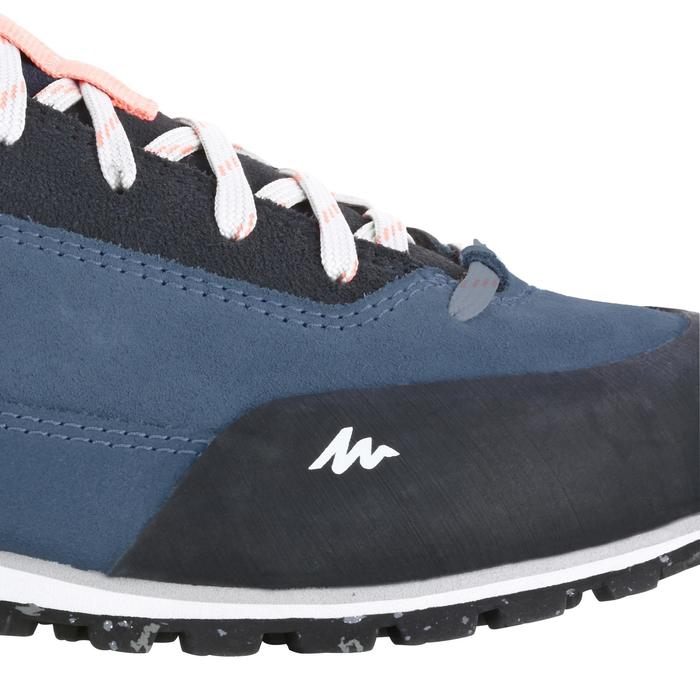 Zapatillas de senderismo naturaleza NH500 Azul mujer