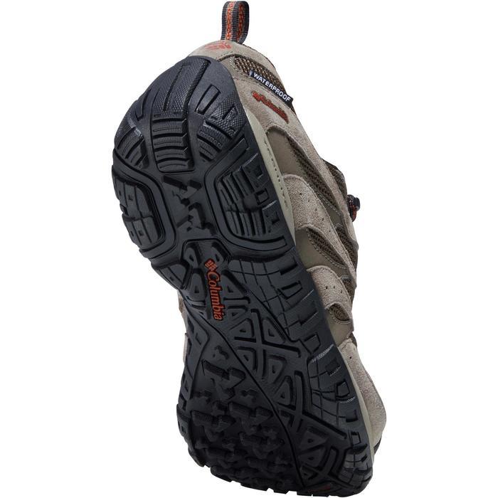 Chaussures de randonnée homme Columbia Redmond 2 imperméable marron/gris - 1143928
