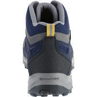 Arpenaz 100 Men's Mid Waterproof Hiking Boots - Navy Blue