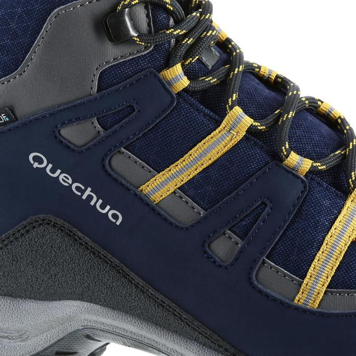 Chaussure Randonnée Quechua Arpenaz 100 Mid Homme Imperméable - 1143943