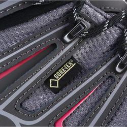 Halfhoge bergschoenen dames Salomon X Ultra GTX grijs/roze - 1143954