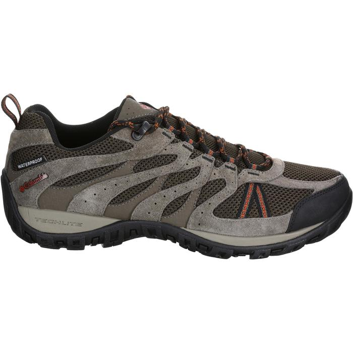 Chaussures de randonnée homme Columbia Redmond 2 imperméable marron/gris - 1143967