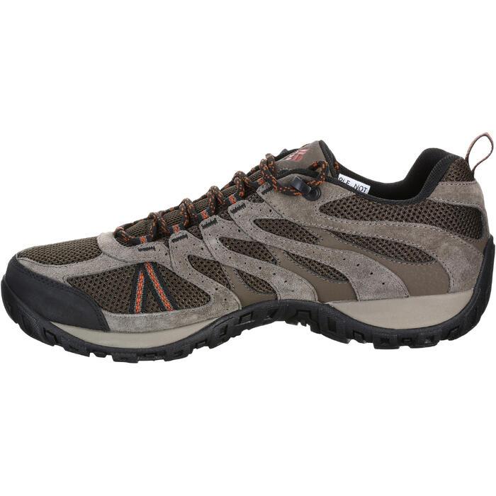 Chaussures de randonnée homme Columbia Redmond 2 imperméable marron/gris - 1144016