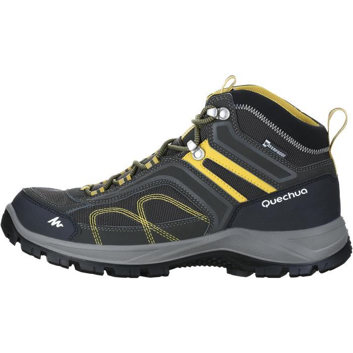 Chaussures de randonnée montagne homme MH100 Mid imperméable - 1144018