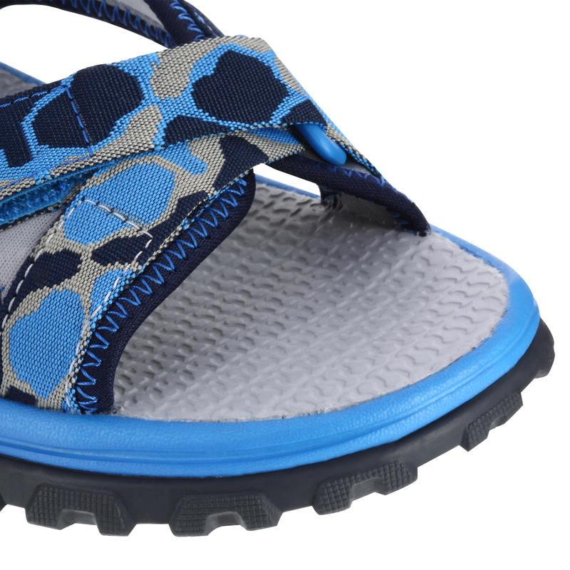 ARPENAZ 100 JR SANDALS - CAMO/BLUE