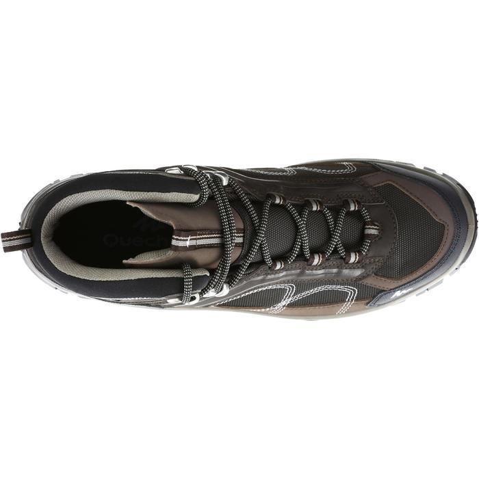 Chaussures de randonnée montagne homme MH100 Mid imperméable - 1144039