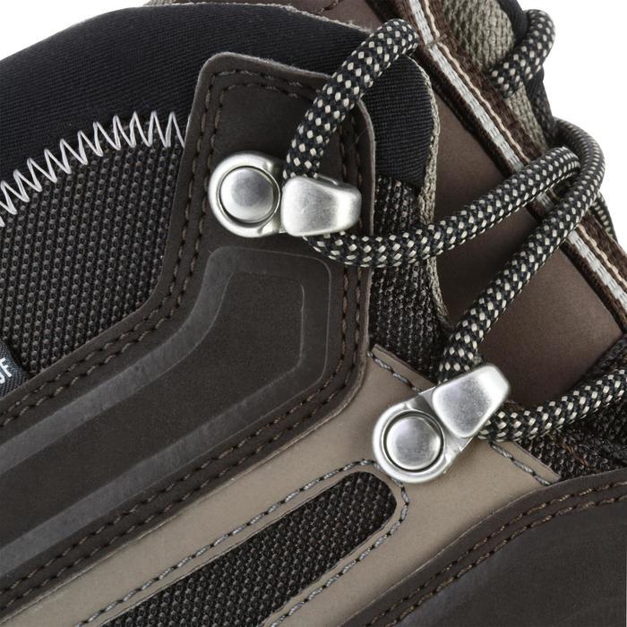 Chaussures de randonnée montagne homme Forclaz 100 Mid imperméable - 1144040